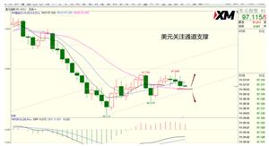 XM:美元、欧美、澳美、磅日、黄金交易策略