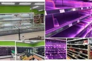 台湾单日新增25例确诊病例!台湾疫情陡然升温 防疫物资遭抢购、超市货架被抢购一空