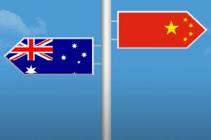 """中澳最新消息!澳大利亚须负两国贸易争端主要责任 大马前总理:澳政策同步美国 """"但并不像美如此安全"""""""