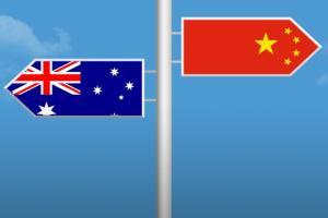 """中澳局势!澳大利亚警告中国""""地缘政治战""""后果 工党议员:澳疫苗接种计划推迟 有助北京部署邻国渗透"""