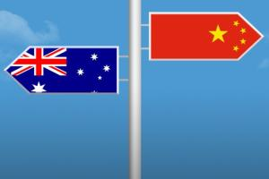 """中澳重磅!澳大利亚审查中国""""一带一路""""基建项目 维多利亚州与北京秘密协议遭曝光 质疑合作备忘录不符国家利益"""