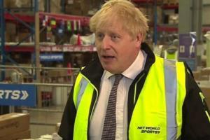 """英媒:英国首相约翰逊曾说""""宁可尸体堆积如山也不再封锁"""" 工党领袖:对报道感到""""震惊"""""""
