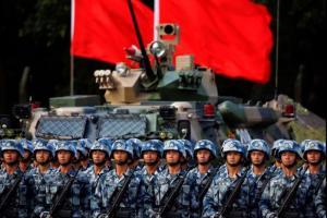 疫情不影响全球军事支出成长 美国连续第三年增加 中国连续26年创纪录